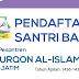 HARI BERSEJARAH Di MAHAD AL FURQON al-islami gresik