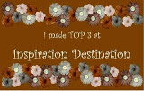 Inspiration Destination TOP3