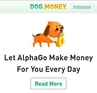 Aplikasi dog money