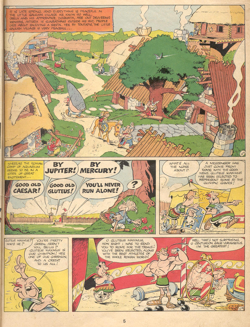 12 Asterix At The Olympic Games Read 12 Asterix At The Olympic Games Comic Online In High Quality Read Full Comic Online For Free Read Comics Online In High Quality