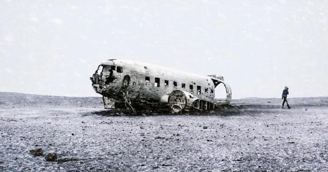 Islanda: Giovane coppia cinese trovata morta vicino ai resti del famosissimo DC-3
