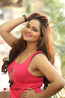 Tollywood Actress Ashwini Latest Stills in Ripped Jeans  0021.JPG