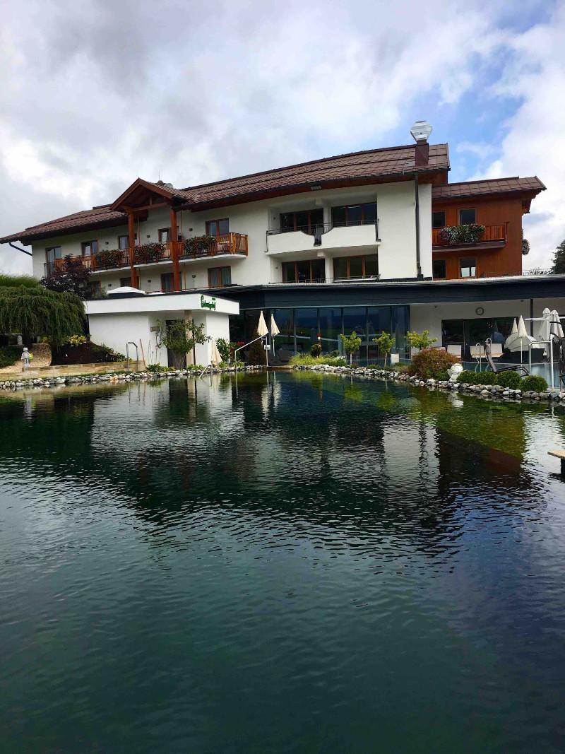 Hotel Schwaigerhof Pool