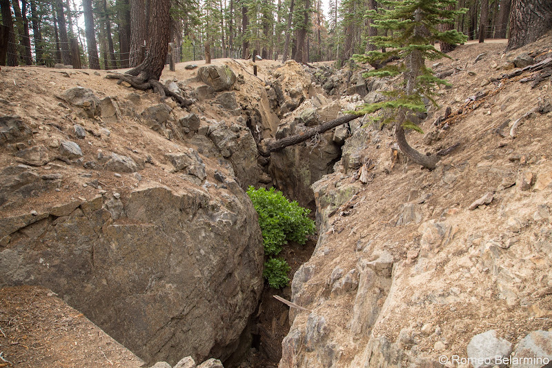 Earthquake Fault Things to Do in Mammoth in Summer