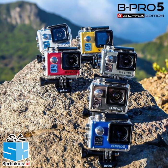 Kuis Facebook Brica Berhadiah 5 B-PRO5 Alpha Edition