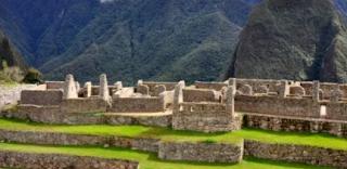 7. Kota Kuno dengan Observatorium Astronomi
