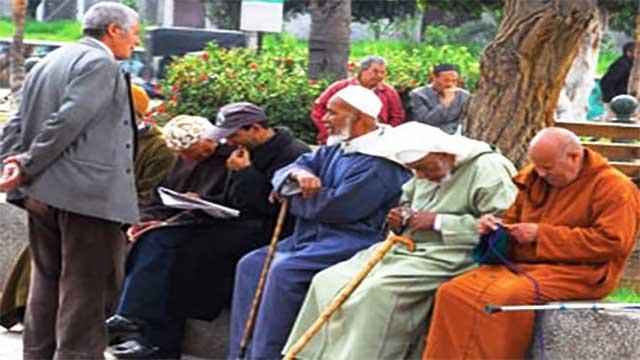 صناديق التقاعد تُواجه تحدي ارتفاع أعداد المسنين في المغرب