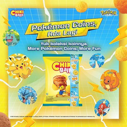 chiko pokemon coins
