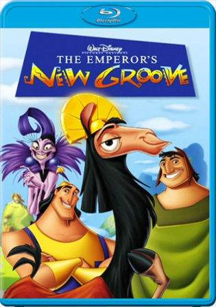 The Emperors New Groove 2000 BluRay Hindi 250MB Dual Audio 480p Watch Online Full Movie Download bolly4u