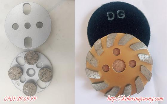 đĩa mài hợp kim chất lượng cao cho máy mài