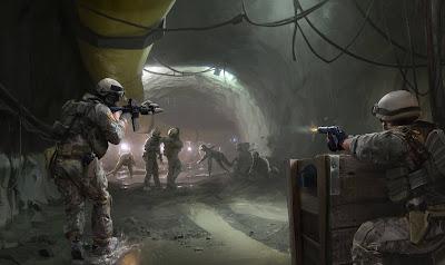 Broken (EM - Strategic Resources Bunker)