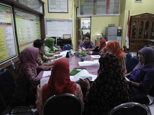 rapat awal koordinasi sekolah zonasi