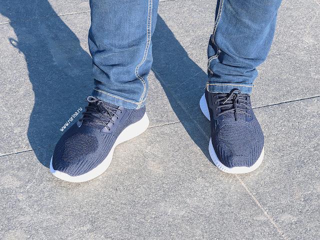 мужские кроссовки Faberlic: отзывы с фото