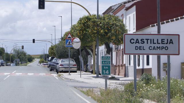Salud prorroga el cierre perimetral de Castilleja del Campo durante una semana