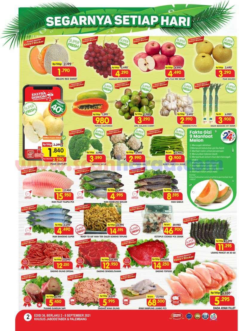 Katalog Superindo Promo Terbaru 2 - 8 September 2021 2