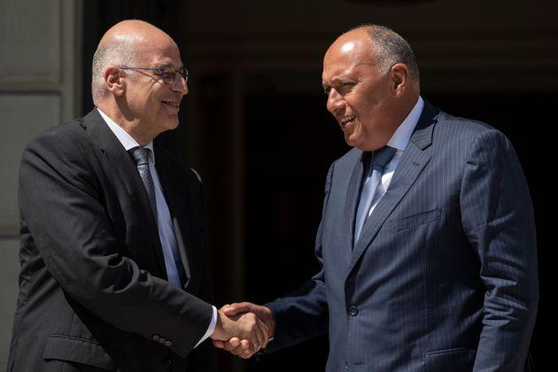 Τι σημαίνει για τα ελληνοτουρκικά η συμφωνία ΑΟΖ με την Αίγυπτο;