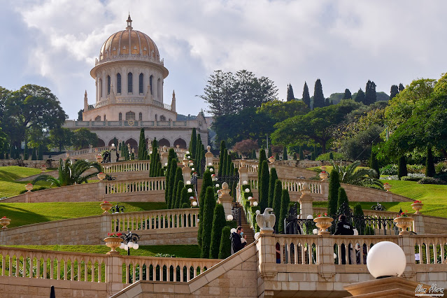 Haifa Bahai Temple