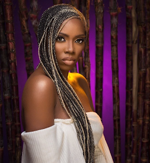t2 - Tiwa Savage Looks Flawless in New Photos for Her EP Cover