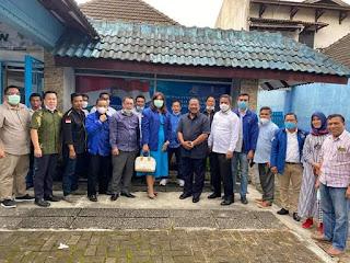 Relawan AMAN Ramai-ramai Gabung KNPD Medan, Suwandi Dipercaya Sebagai Ketua, Akhyar Nasution Jadi Pembina