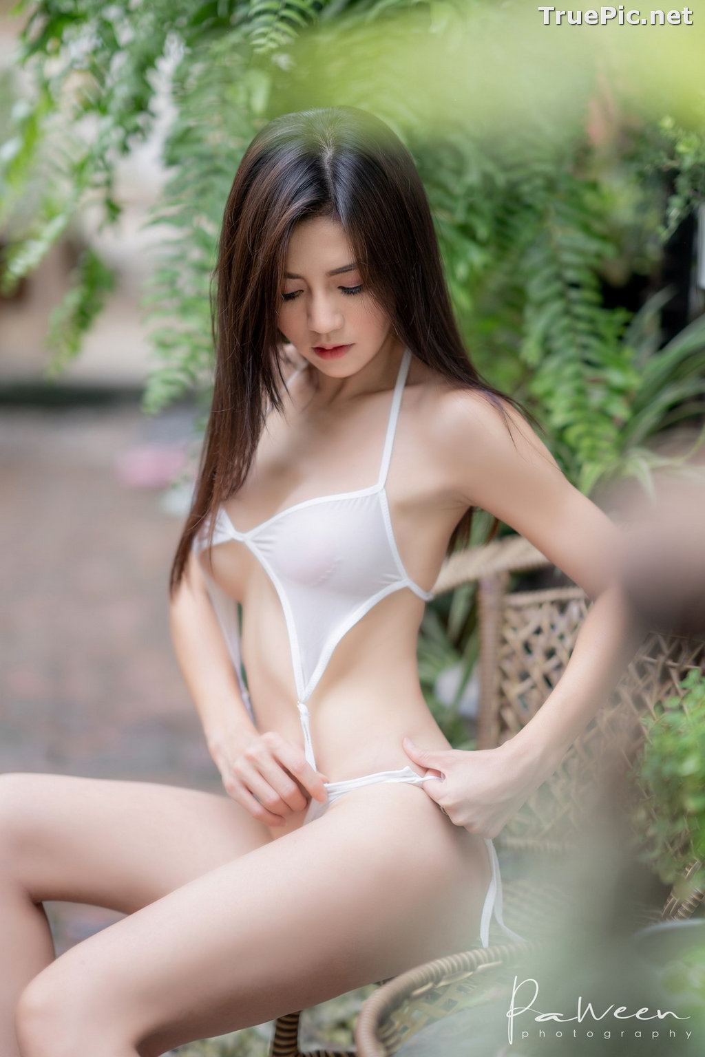 Image Thailand Model - Ladapa Ratchataamonchot - Sexy Garden - TruePic.net - Picture-6