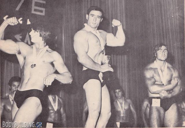 Απεβίωσε ο σπουδαίος αθλητής bodybuilding από την Αργολίδα Φώτης Τόμπρας - Κατέκτησε τον τίτλο Μr Hellas 1977 (βίντεο)