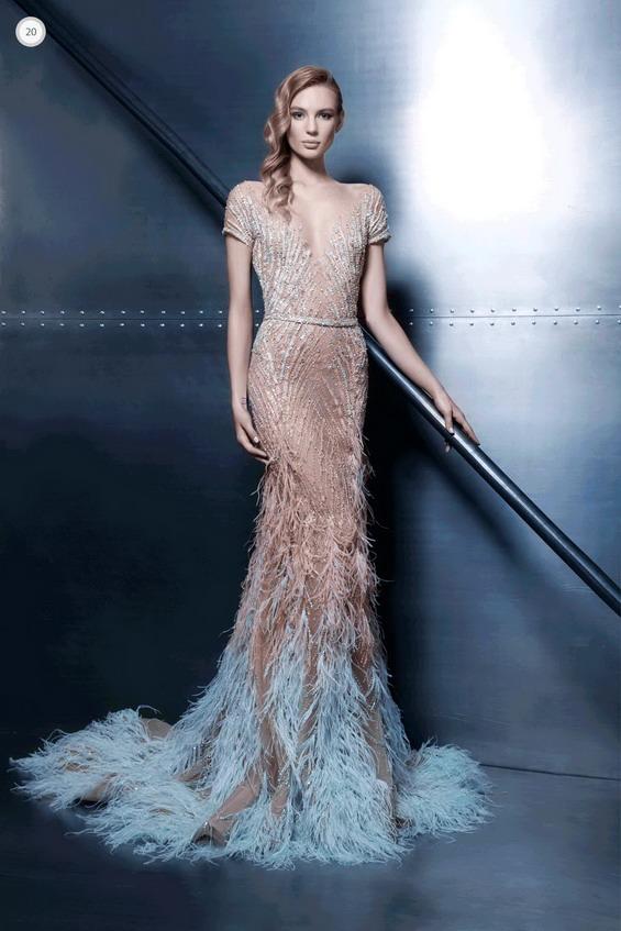 Vestidos de damas ¡10 increíbles diseños!