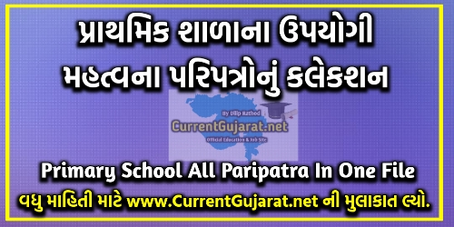 Primary School All Paripatra In One File