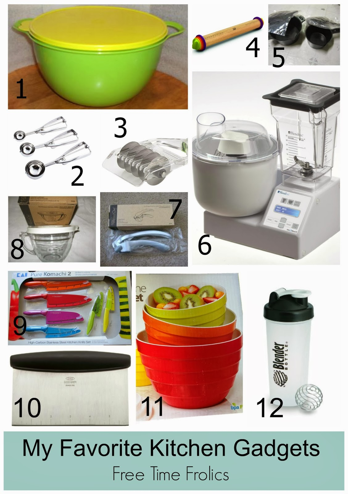 Kitchen Gadgets Store Counter My Favorite Free Time Frolics