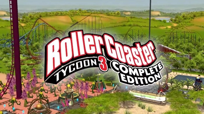 Baixe RollerCoaster Tycoon 3 Complete Edition grátis!