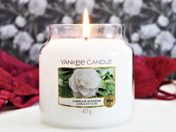 YANKEE CANDLE | CAMELLIA BLOSSOM (CAMÉLIA EN FLEURS) - AVIS