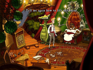 Videojuego The Curse of Monkey Island