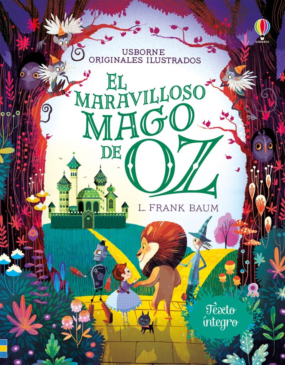 Reseña: El maravilloso Mago de Oz - L. Frank Baum - Lecturas de Annie
