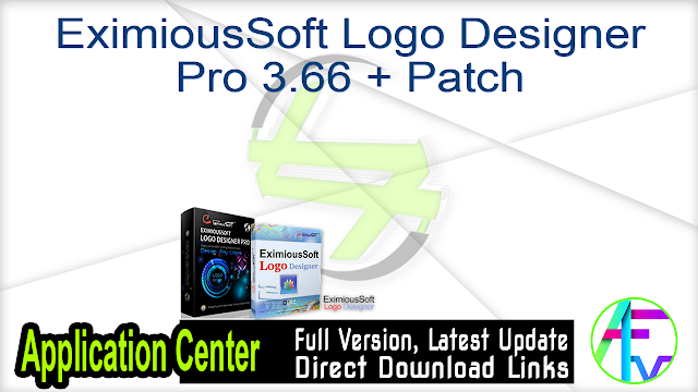 EximiousSoft Logo Designer Pro 3.66 + Patch