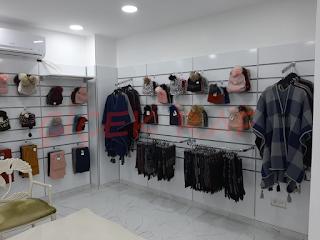 tekstil mağazalarında kullanılan raf sistemleri