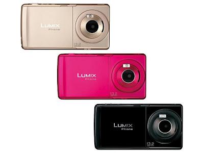 new Panasonic Lumix 101P