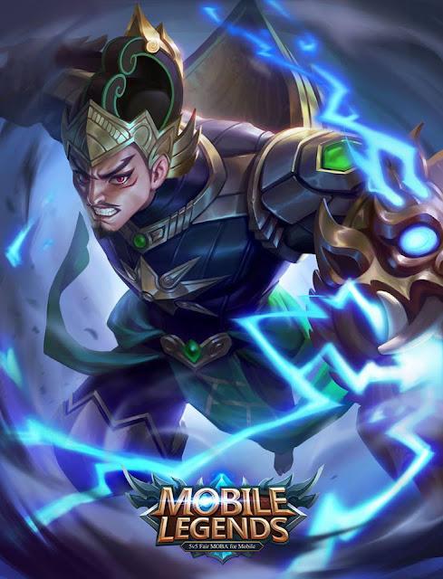 Gatotkaca Mighty Guardian Heroes Tank of Skins V3