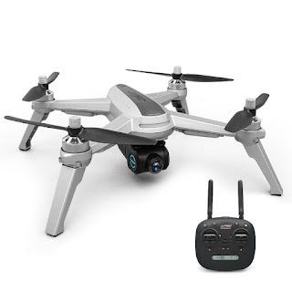 Drone JJRC JJPRO X5 EPIK RC Quadcopter GPS Wifi Brushless 1080p FPV HD Camera Sisa Stok