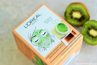 Review: Sugar Scrubs - Klärendes Peeling - L'Oréal (OHNE Mikroplastik) - www.annitschkasblog.de