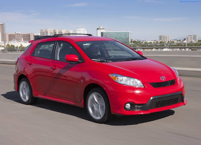 Toyota Matrix Standard Resolution HD Wallpaper