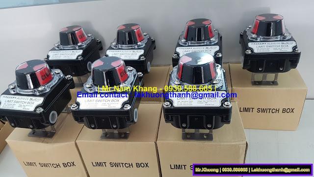 Limit switch box ALS10