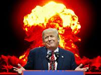 Ancaman Nuklir Korut, Trump: Kami Akan Melawan Korut Meski Tanpa Bantuan Cina