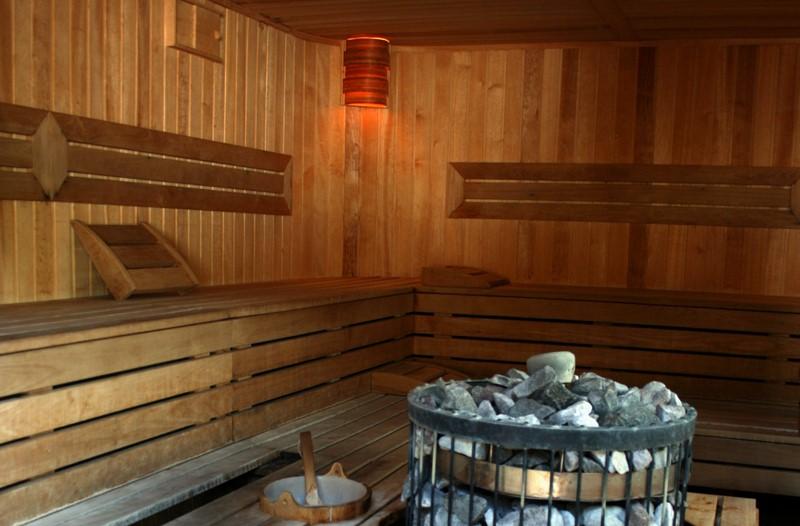 Gellert Spa Sauna Image