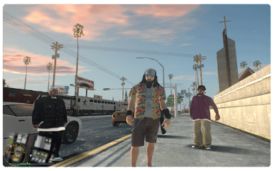 gta sa watch dogs mod gamemodding