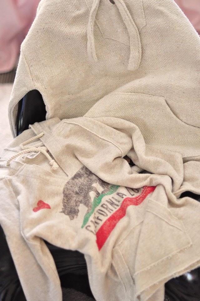 baja hoodies panchos