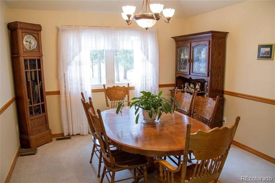 Dining Room Wissler Ranch