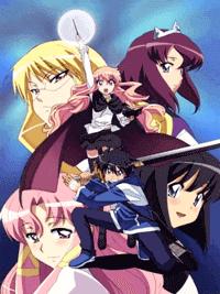 جميع حلقات الأنمي Zero no Tsukaima S2 مترجم
