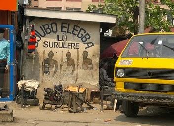 Nathan Street Journal: Ojuelegba: A Place Where Struggle