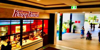 Krispy Kreme Pacific Fair