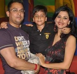 Rachana Banerjee Husband Photos