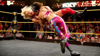 Bayley to Belly Finisher